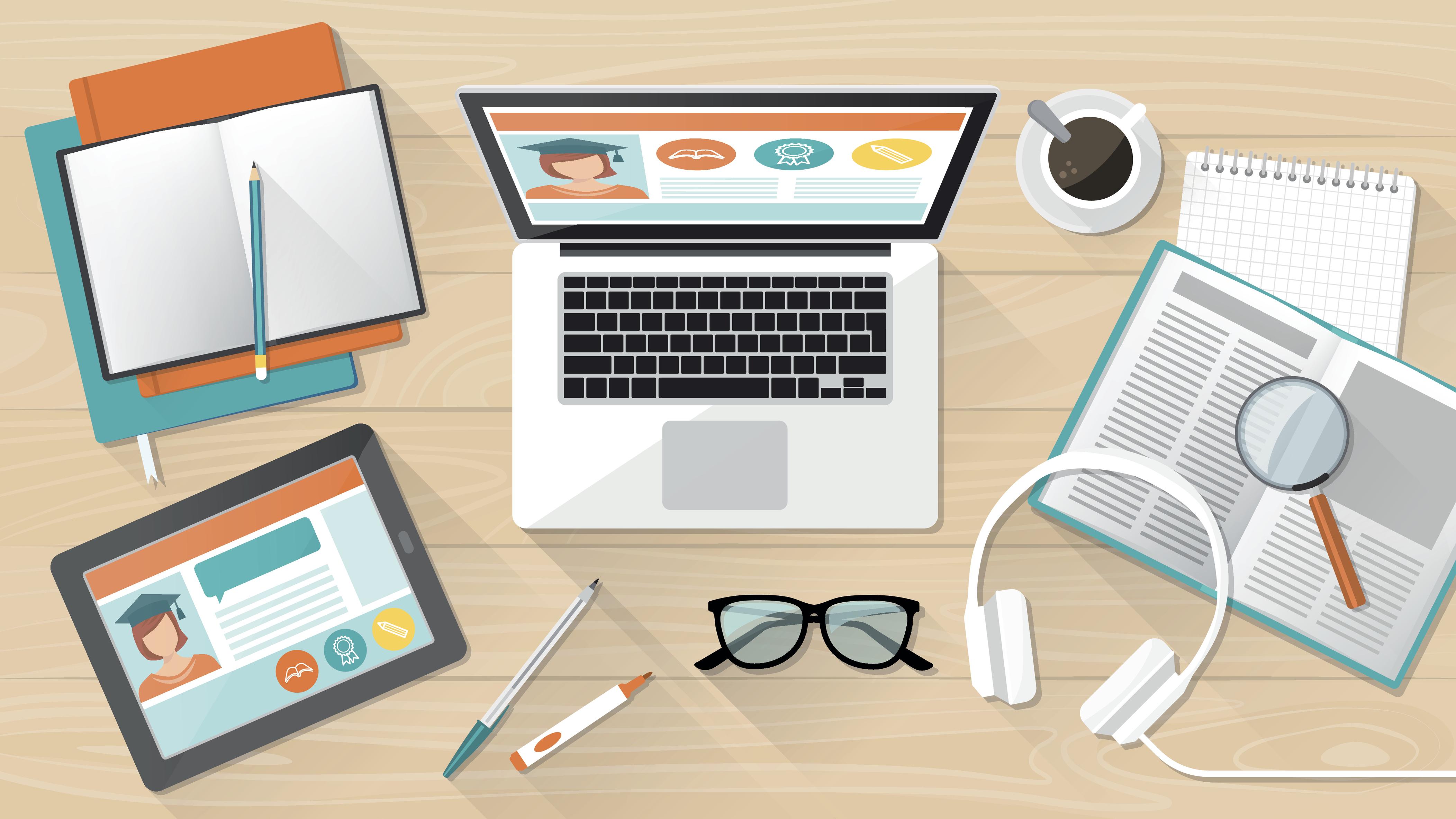 نحوه ساخت برنامه های آموزشی آنلاین